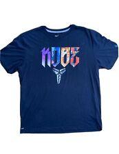 "Nike Kobe Bryant ""What The"" T-Shirt Size X-Large"