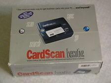 Corex CardScan Executive 300 Business Card Scanner - New
