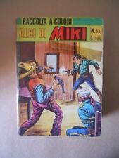 RACCOLTA Albi di MIKI a Colori n°65 edizioni Dardo  [G301]