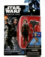 Star Wars Rogue One - Sergent Jyn Erso (Jedha) Action Figure