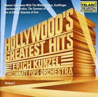 Erich Kunzel - Hollywood Greatest Hits 1 [New CD]