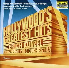 Erich Kunzel - Hollywood Greatest Hits 1 [New CD]