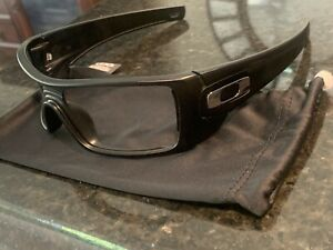 Oakley Batwolf Mate Black Frame Only Authentic Chrome Icon