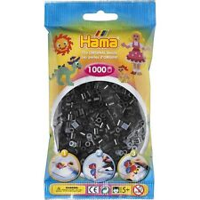 Hama beads 207-18 Negro