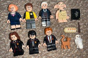Lego Harry Potter Assorted Minifigure Bundle