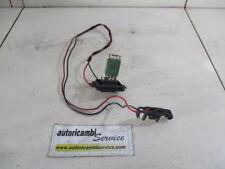 030962L RESISTENZA RISCALDAMENTO CLIMA RENAULT CLIO R 1.2 B 5M 3P 74KW (2008) RI
