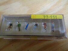 N 1:160 Preiser 79111 Passanten, Polizei. Figuren. OVP