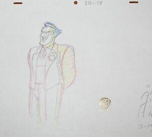 Original production drawing  - Batman: The Animated Series