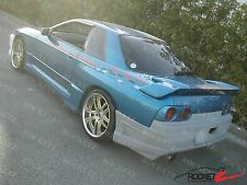 89-93 Skyline GTR R32 JDM Vader Style Trunk Spoiler Rear Wing RB26DETT USA CAN