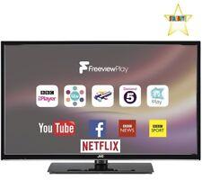 "JVC LT-32C672 32"" SMART LED LCD TV, Freeview HD, WiFi, USB Record, Pause & Play"