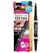 [K-PALETTE] 1 Day Tattoo Real Lasting Eyeliner Pencil 24h SUPER BLACK JAPAN NEW