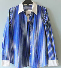 Ralph Lauren Fitted Striped Tops & Shirts for Women