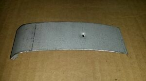 1965 1966 Mustang Fastback Upper Molding Center Joint Cover