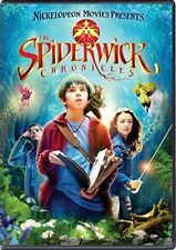 The Spiderwick Chronicles [New DVD] Ac-3/Dolby Digital, Dolby, Dubbed, Repacka