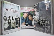Collection of 3 BBC Drama DVDs