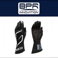 Sparco 10 Size Black Land RG-3 Series Racing Gloves - 00130810NR