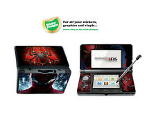 Spiderman Vinyl Skin Sticker for Nintendo 3DS