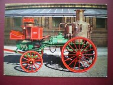 POSTCARD RP FIRE ENGINES 1863 STEAM FIRE ENGINE THE SUTHERLAND