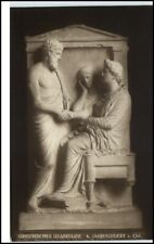 Kunst um 1910 Griechenland Grabrelief 4. Jahrhundert