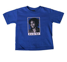 BOB MARLEY - B is for Bob Toddler T-Shirt - NEW - Size 2T ONLY