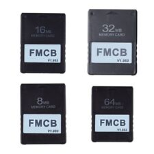 FMCB Free McBoot Card V1.953 for Sony PS2 Playstation-2 Memory Card OPL MC Y9L3