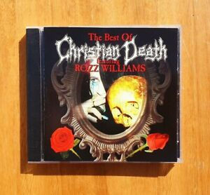 CHRISTIAN DEATH featuring ROZZ WILLIAMS - The Best Of CD [Gold Disc] 1999