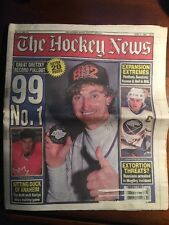 4/8/94 April 8, 1994 The Hockey News Gretzky 802 Record Breaking Special Edition