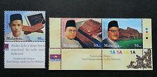 Famous Scholar-Zainal Abidin Malaysia 2002 Academic Zaba (stamp logo) MNH