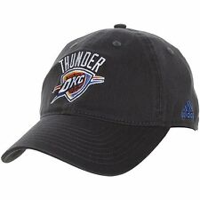 Adidas Oklahoma City Thunder Cap Adjustable Slouch Flex Fit Hat
