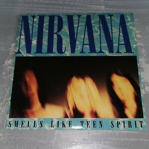Vinyl 45-tours Nirvana Smell Like Teen Spirit