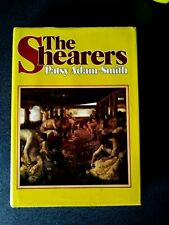 THE SHEARERS BOOK HB DJ  1ST EDITION ADAM-SMITH VG-EX COND AUSTRALIA SHEEP