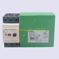 1PCS GV3-ME63 Schneider Telemecanique Circuit Breaker 40-63A GV3ME63 NEW
