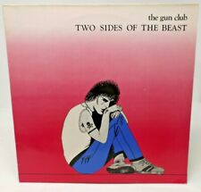 "The Gun Club ""Two Sides Of The Beast"" LP"