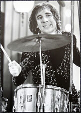 THE WHO POSTER PAGE 1968 KEITH MOON . 1