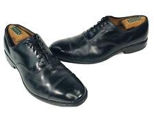 Allen Edmonds Park Avenue 5615 Mens Black Cap Toe Oxfords Dress Shoes Sz 9.5EEE
