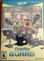 Star Fox Guard (Nintendo Wii U)