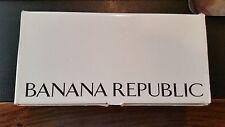 Banana Republic Black Leather Pumps Stockholm Size 9 M