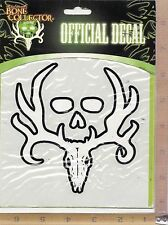 BONE COLLECTOR OFFICIAL Vinyl Decal Side Rear Window Sticker Auto Truck 5090