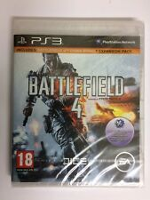 NEW Battlefield 4 PS3 Limited Edition 5030932111739 New Factory Sealed UK PAL
