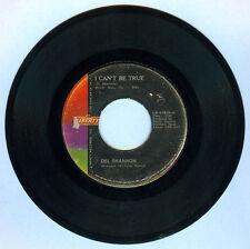 Philippines DEL SHANNON I Can't Be True 45 rpm Record