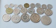 Costa Rica  20 Münzen  1918 bis 1972 ***