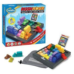 Rush Hour - Traffic Jam Logic Game by Thinkfun Thinkfun