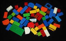 Lego - Mixed Toy Bricks - Assorted Colors Basic Building Blocks City Bulk 60 Lot