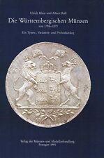 Klein  Raff Die Münzen Württemberg 1798 - 1873, Standard- und Zitierwerk, neu