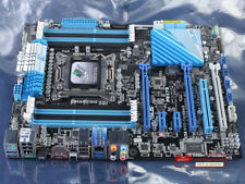 100% test ASUS P9X79 Motherboard LGA 2011 DDR3 Intel X79 Express