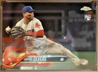 2018 Topps Chrome Update RAFAEL DEVERS Rookie #HMT23 Boston Red Sox RC