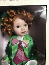 Marie Osmond Keepsake Irish Porcelain Doll Luck of The Irish New