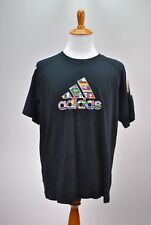 Adidas London 2012 Official Olympics Black T Shirt Men's XL Licensed by Adidas