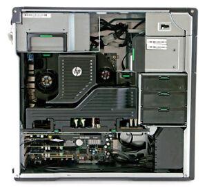 HP Z620 Workstation PC 12 Core Intel Xeon 64GB RAM 1TB HDD Win10 , Nvidia gpu