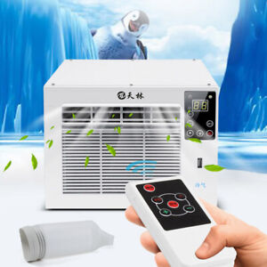 1 / 2pc 1100W Portable Air Conditioner Cooler Cooling Dehumidification Home Use